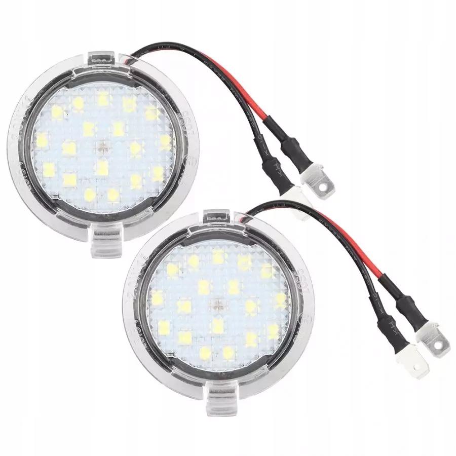 лампы led подсветка зеркал ford mondeo mk5