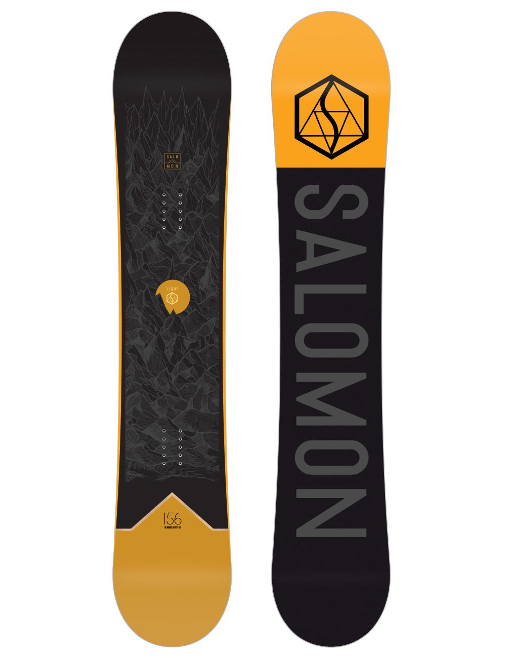 Deska Snowboardowa Salomon Sight 159 9039053097 Allegro Pl