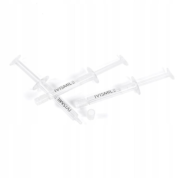 Skuteczne żele wybielające strzykawki 3x Nazwa IVISMILE