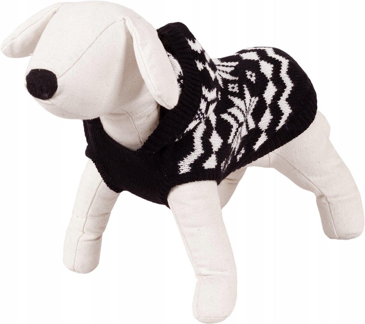 Sweterek dla psa Happet 450M z kapturem M-30cm