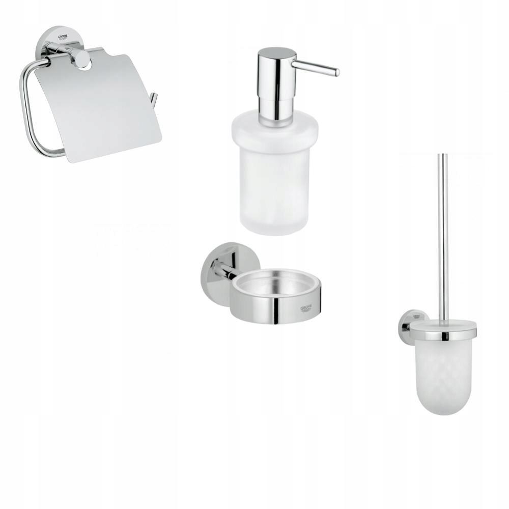 Grohe Essentials Sada kúpeľňových doplnkov