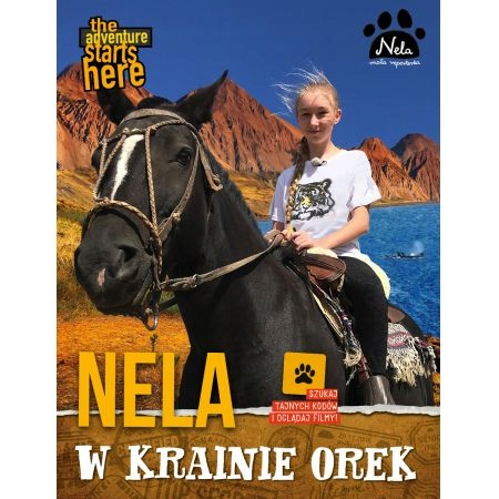 Item Nela in the country, orcas LITTLE JOURNALIST