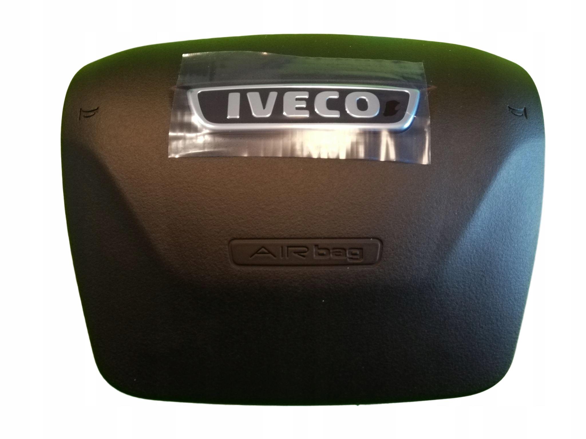 подушка водителя air сумка iveco daily 14- оригинал