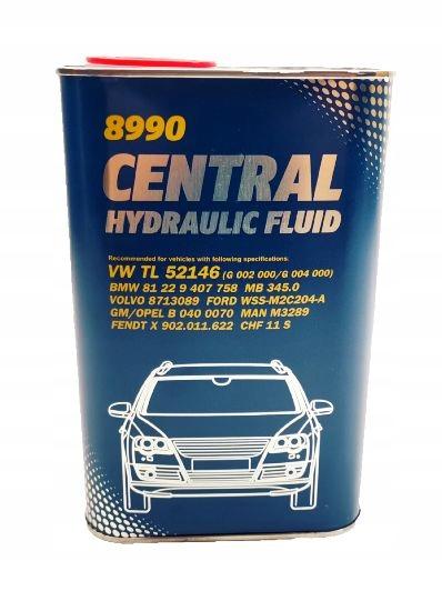 Жидкость ГУР BMW CHF 11S MANNOL 8990 1L