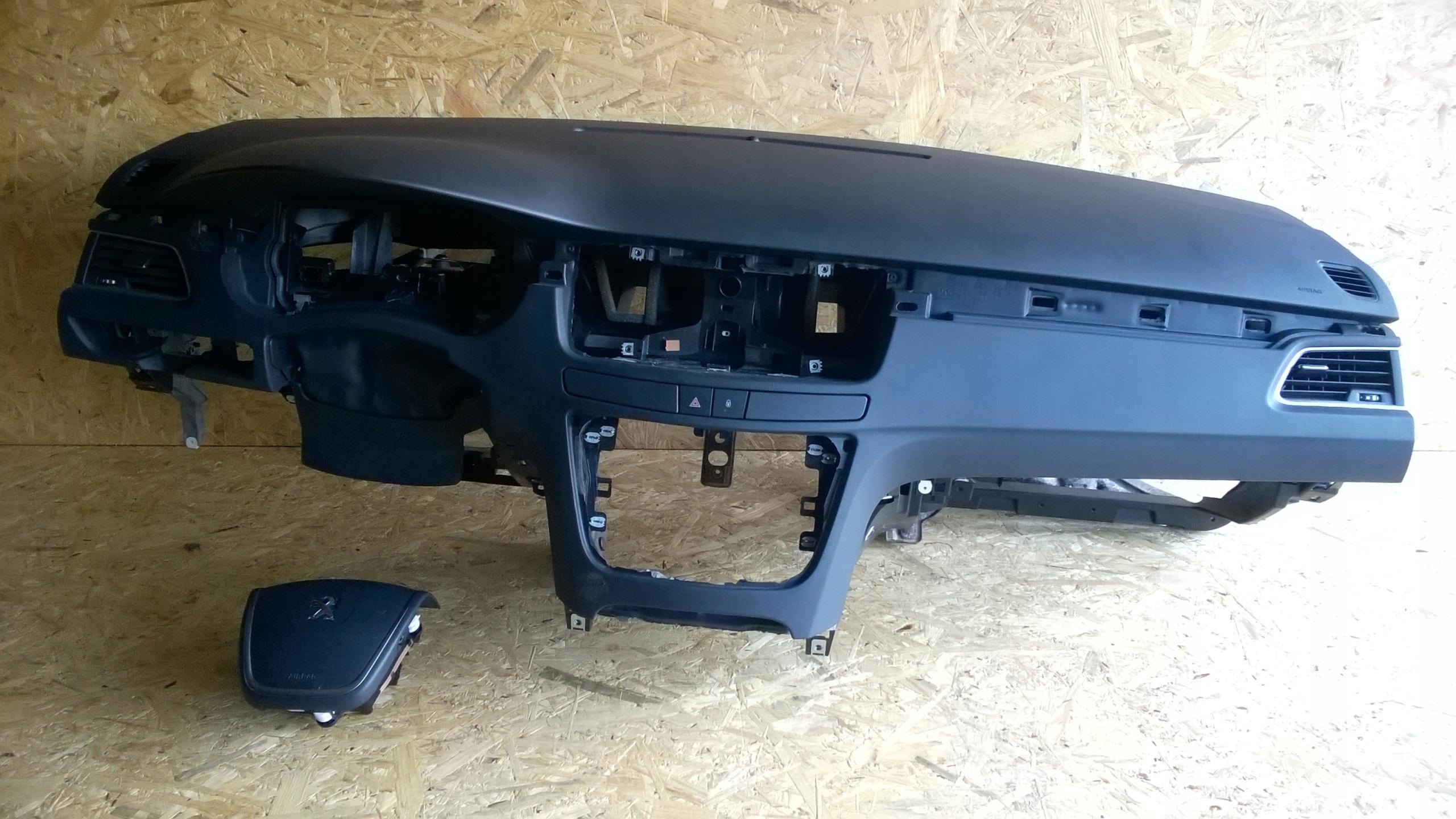 peugeot 508 rxh доска консоль кокпит airbag fv