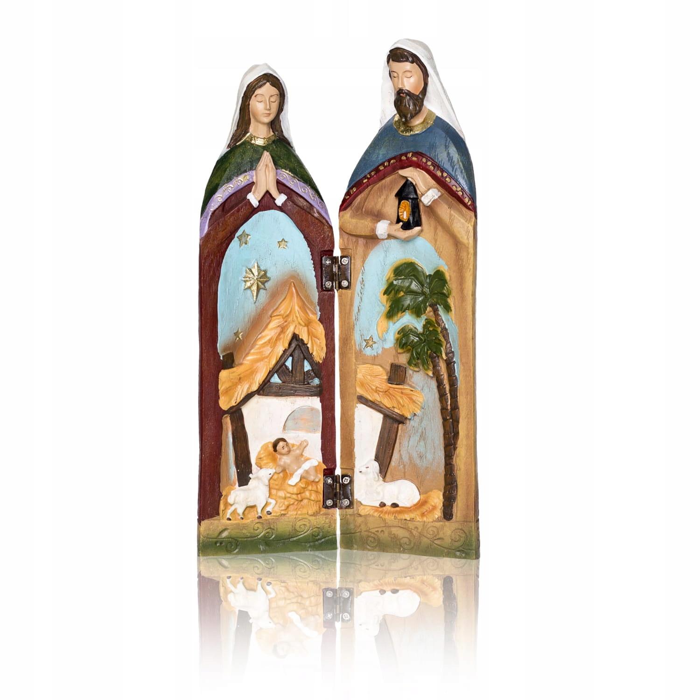 Vianočný betlehem Svätá rodina | darček