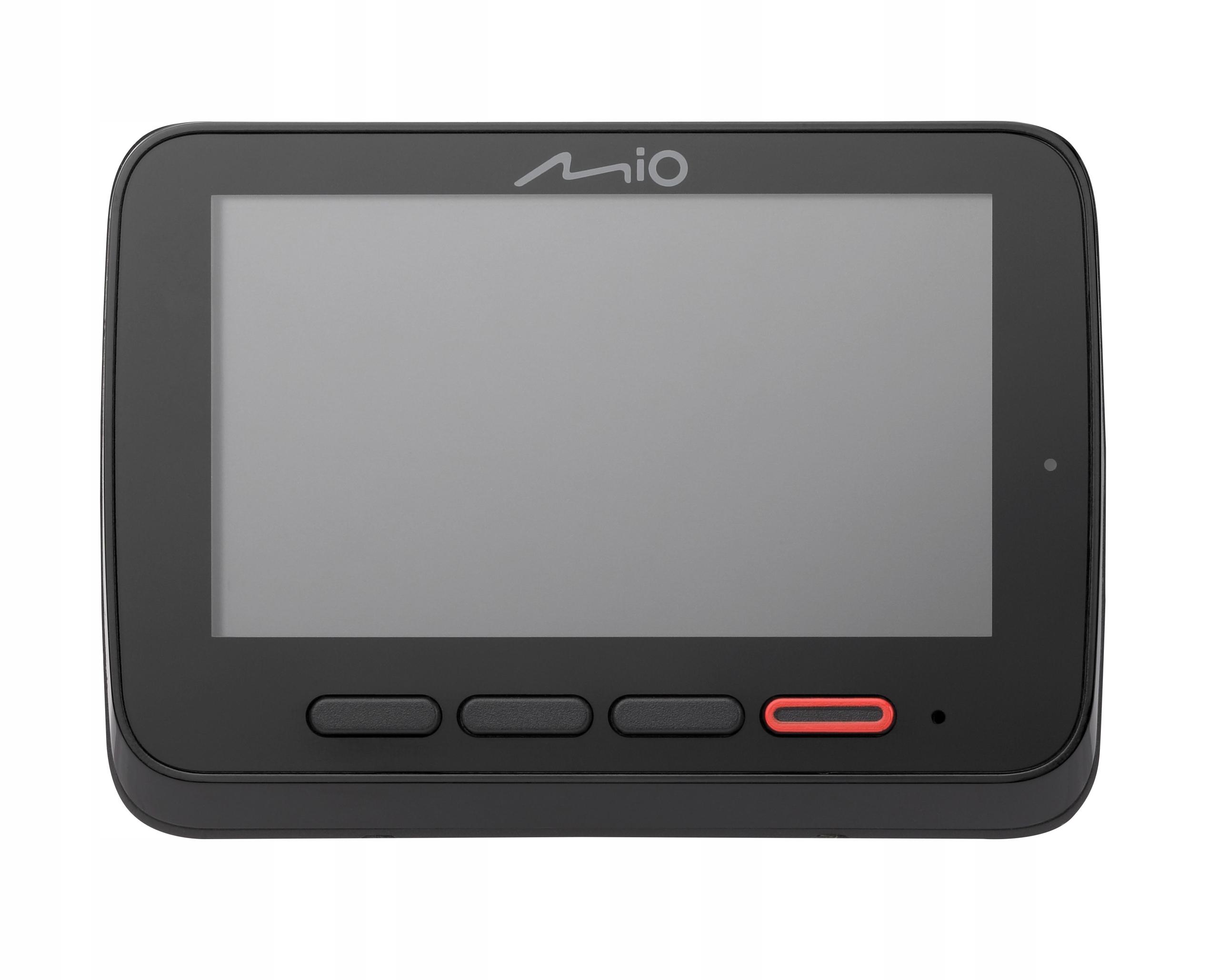 MIO MIVUE 866 WiFi 60kl/s GPS SENSOR ULTRA 2/3 Kąt widzenia 150°