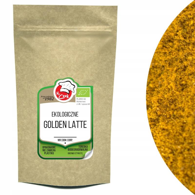 Golden Organic Milk 300g Golden Latte #BIO
