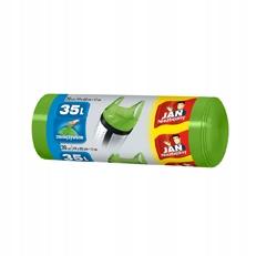 JAN НЕОБХОДИМЫЙ мешки для мусора 35л T-shirt запах