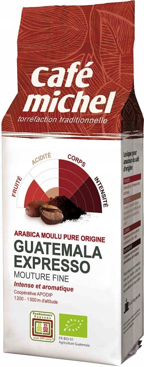 Молотый кофе Арабика Эспрессо Гватемала Справедливая торговля