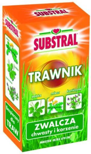 MNISZEK ULTRA 500ml CHWASTY W TRAWIE SUBSTRAL 0,5
