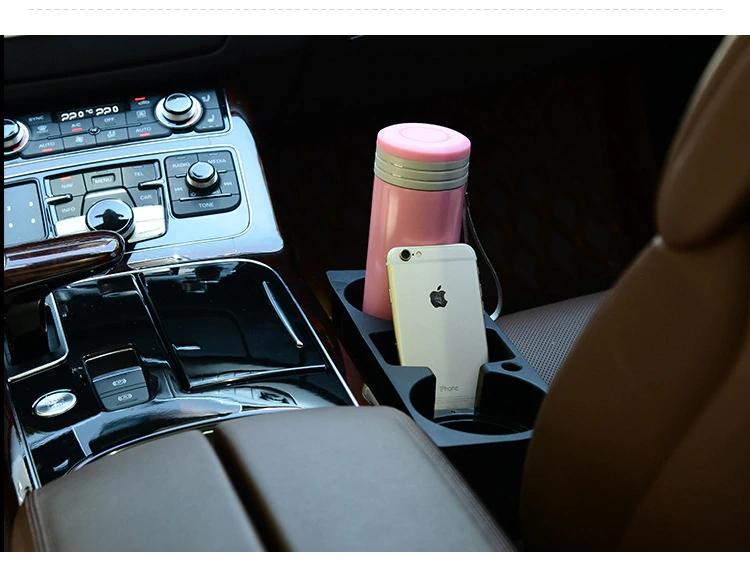 Тримач автомрбільний на стакан напої телефон 5w1 - фото 10