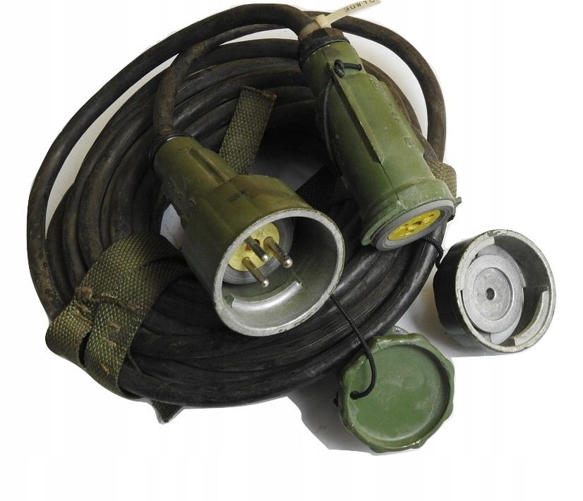 удлинитель 10А 250В 3 провода военного агрегата