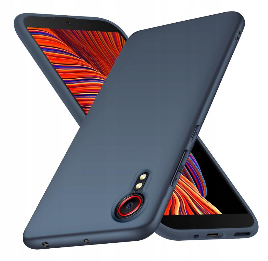 ETUI CASE MATT + SZKŁO do Samsung Galaxy Xcover 5
