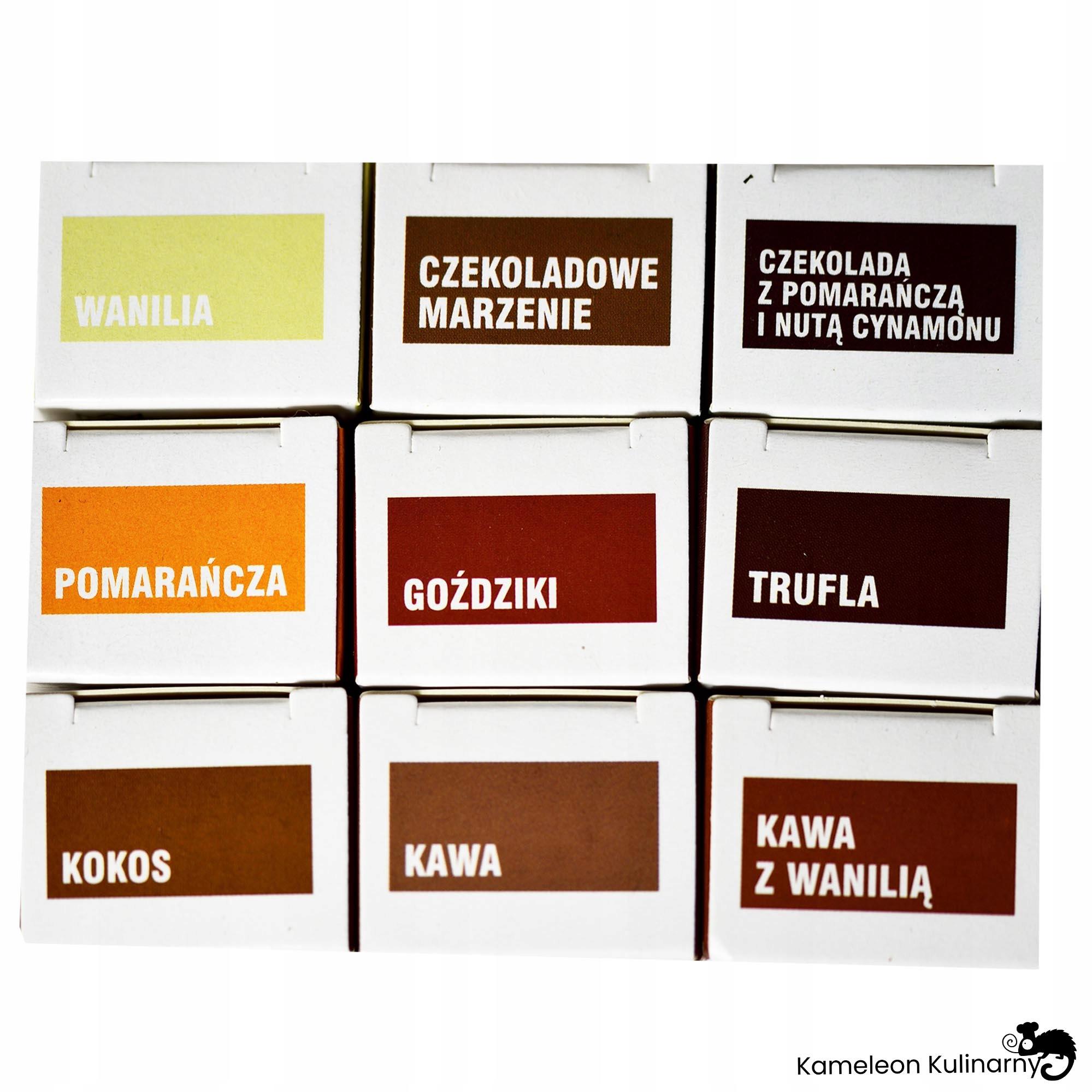 NATURALNE OLEJKI ETERYCZNE I ZAPACHOWE zestaw 9szt Kod producenta aromaterapia olejek zapachowy ZESTAW