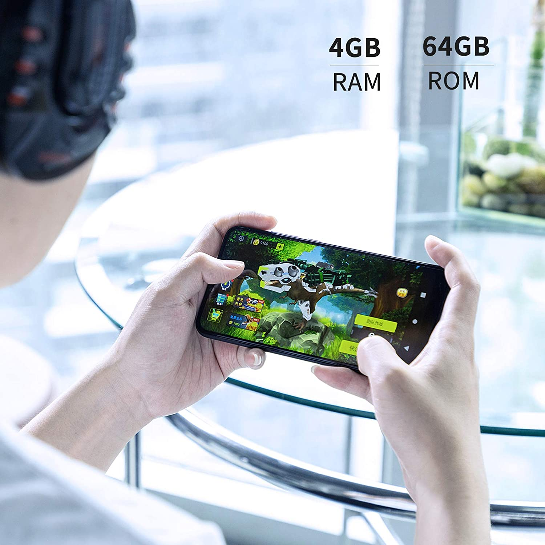 "CUBOT C20 6,18"" 4/64GB NFC LTE OTG DUAL SIM Kod producenta C20BLACK"
