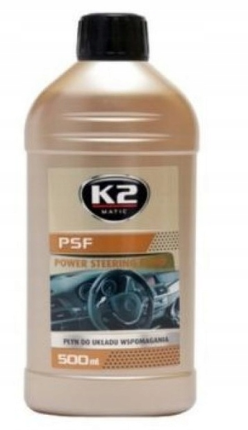 K2 PSF Флюид для бустера бесцветный 500 мл.