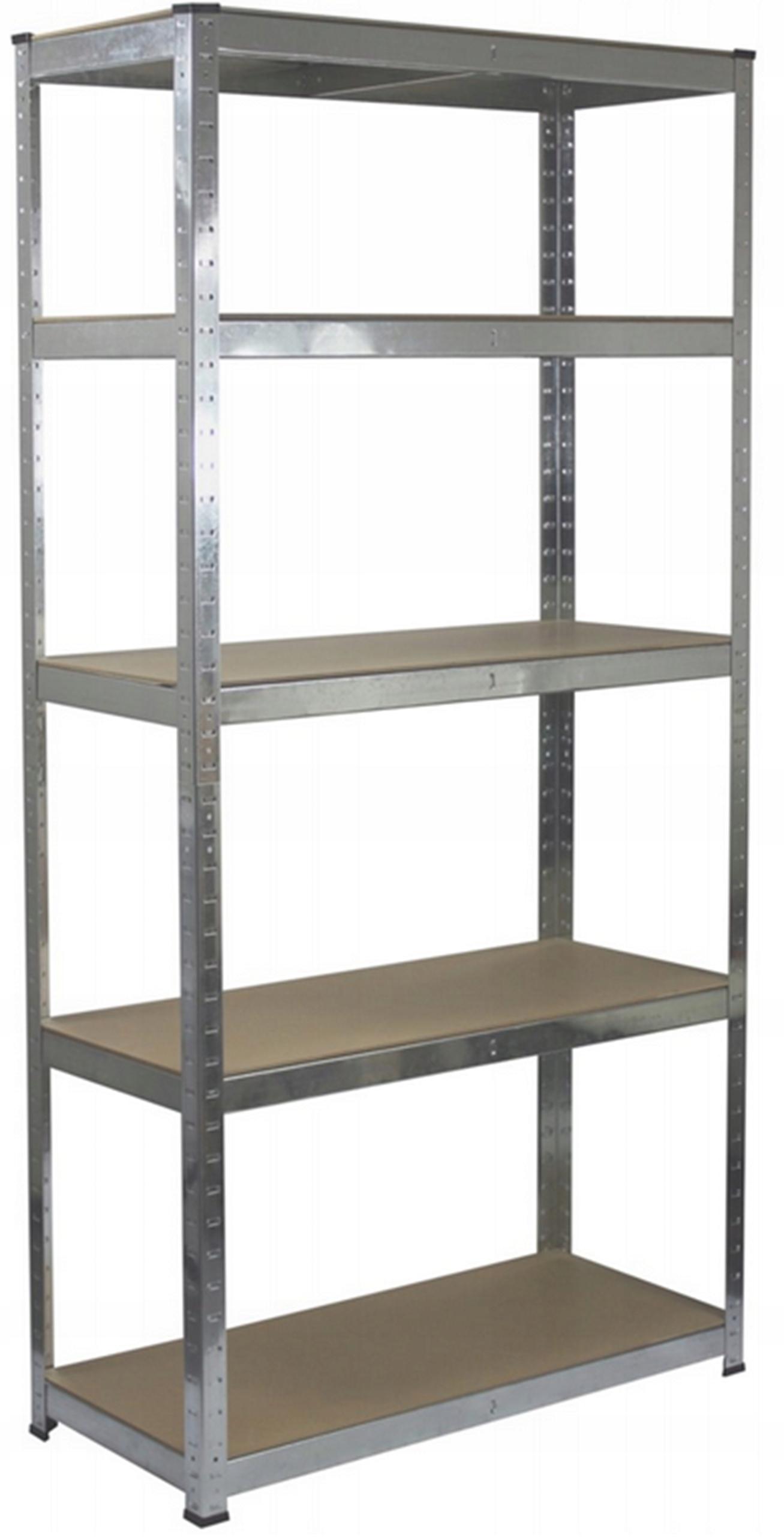 Стеллаж металлический, подвал, гараж, 180 см
