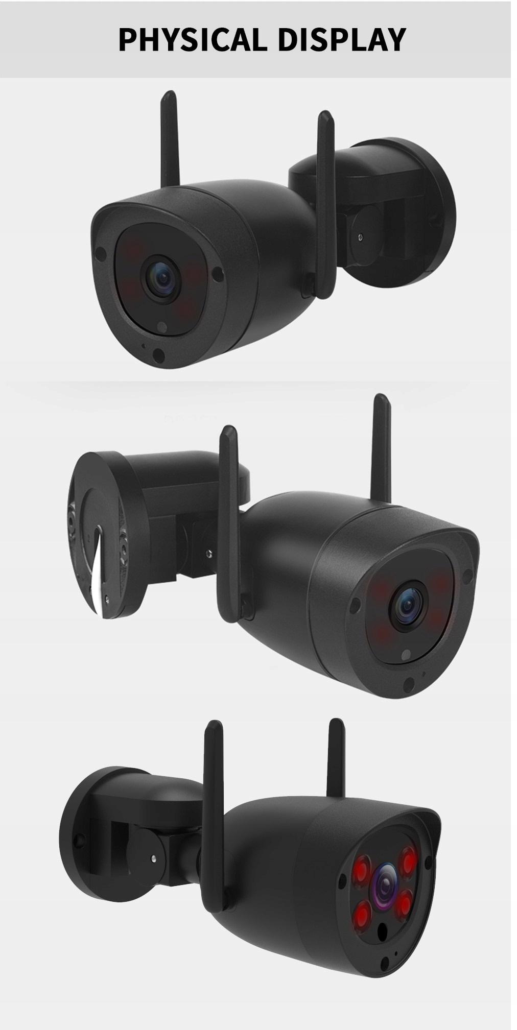 Kamera Obrotowa GSM 4G SIM LTE 5MPx SONY Tracking Obudowa tubowa (bullet)