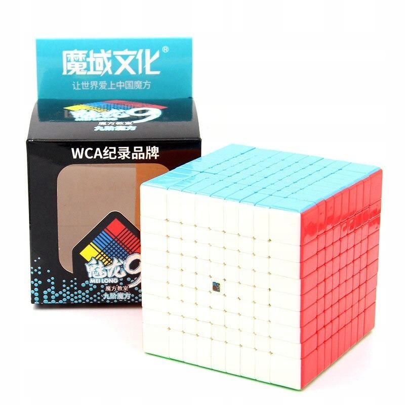 Puzzle Rubikova kocka MoYu MeiLong 9 9x9x9