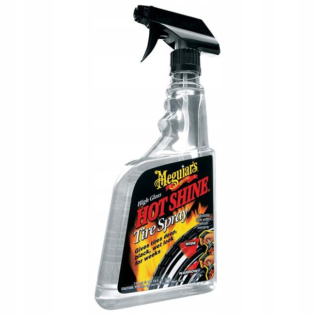 MEGUIARS HOT SHINE TIRE SPRAY G12024 для шин