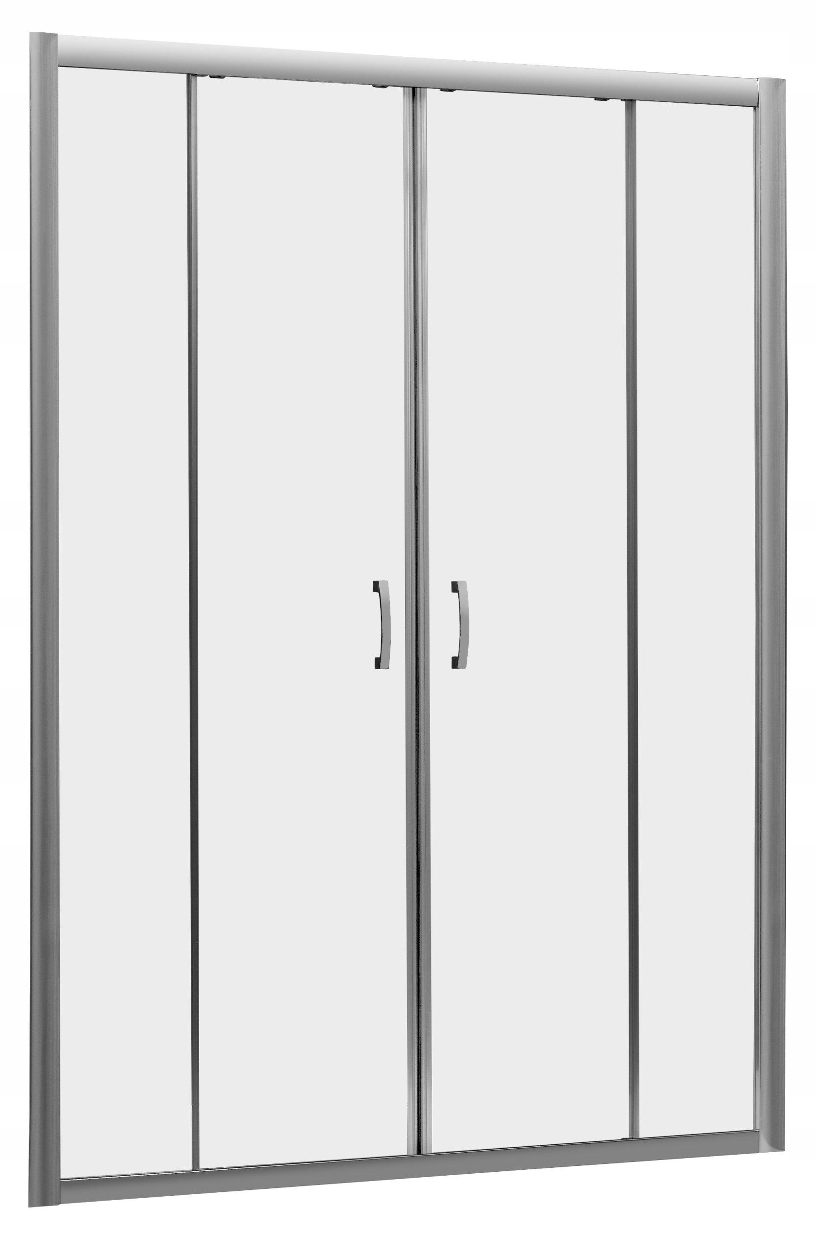 Sprchové dvere Premium Plus DWD 160 RADAWAY