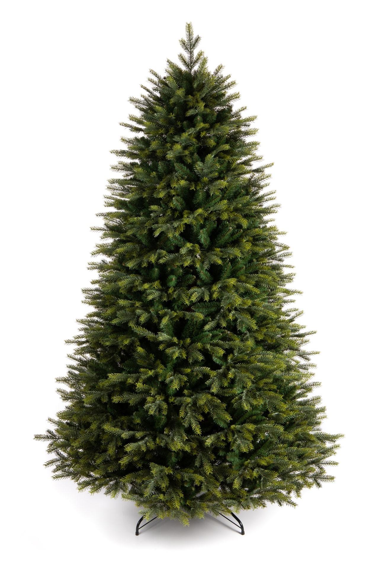 Umelý vianočný stromček Smrek Sesvena 2,20 m