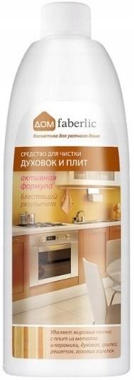 Фаберликовый гель для очистки печей и печей