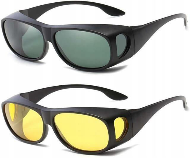 HD очки для водителей в течение дня и ночи