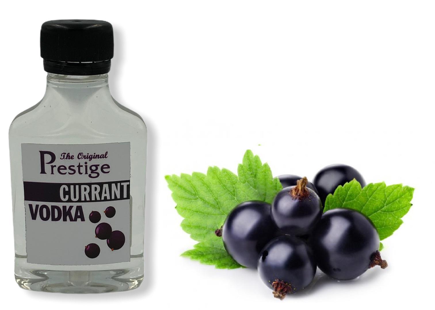 Эссенция смородиновая спиртовая ОТЛИЧНАЯ на 3,5 литра