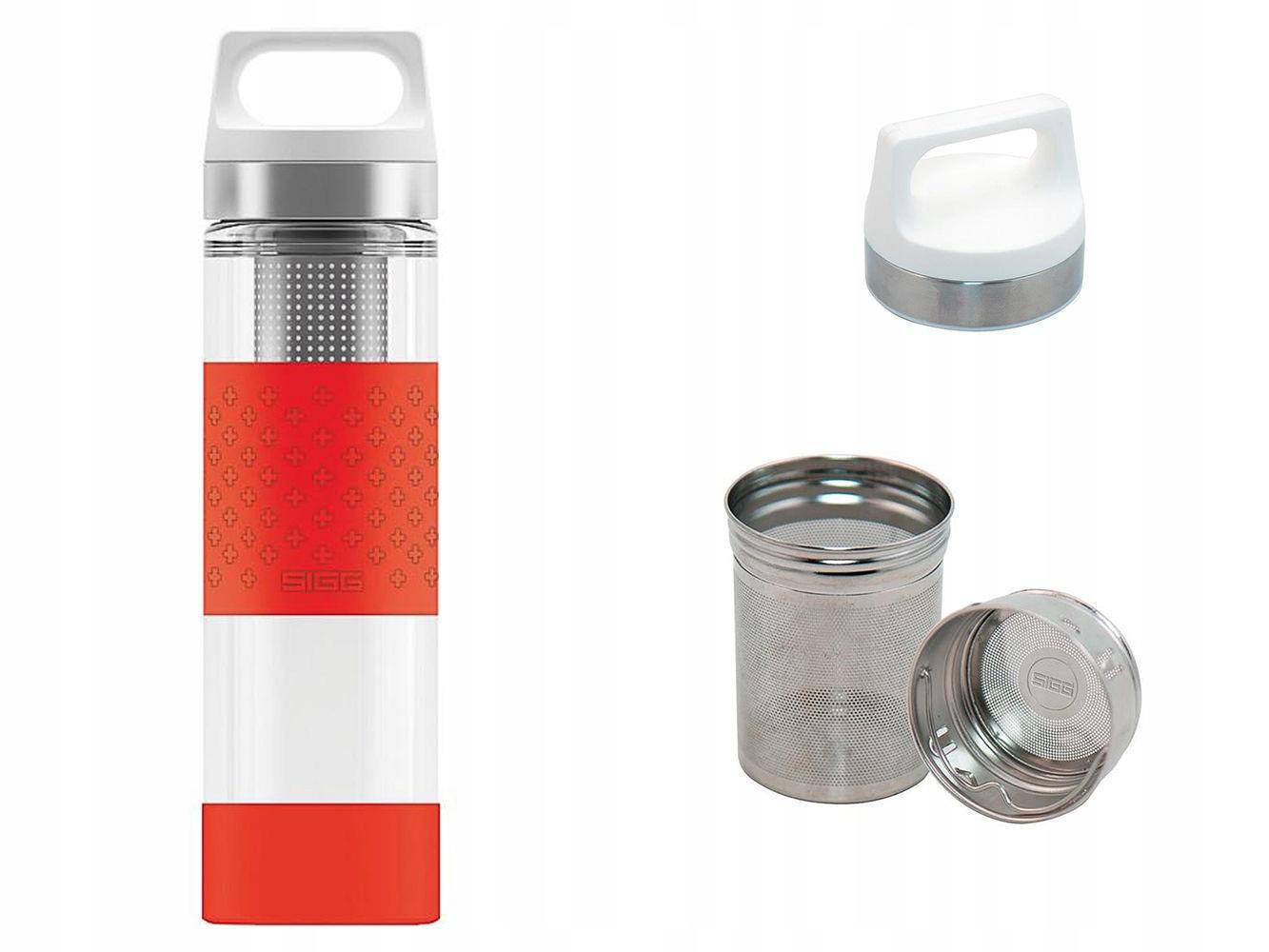 ID Thermo pohár Pohár / termosky spotreba 0,4 L / červená