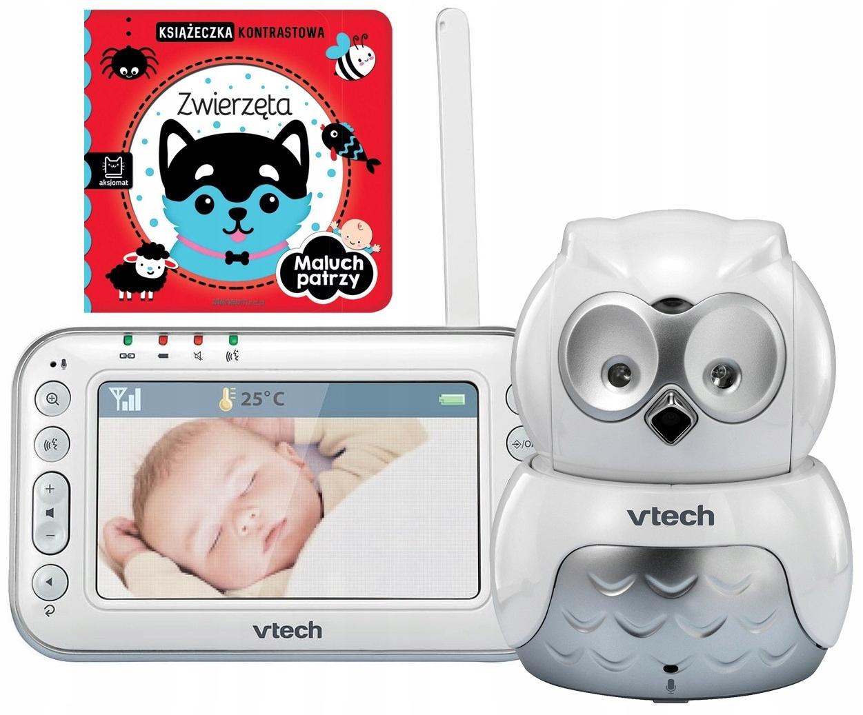 Vtech Niania Elektroniczna BM4600 Video Kamera