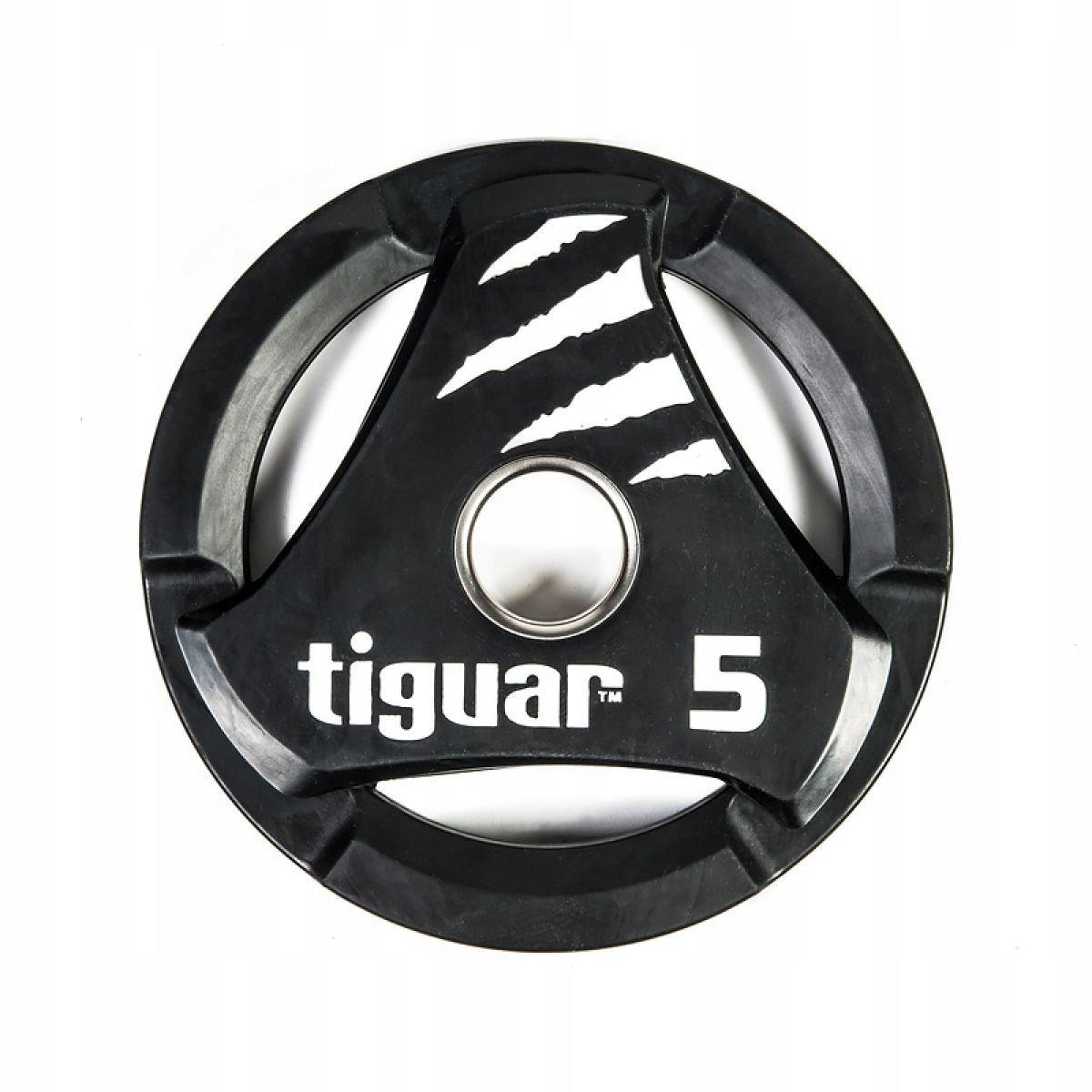 Olympijský tanier tiguar PU 5 kg