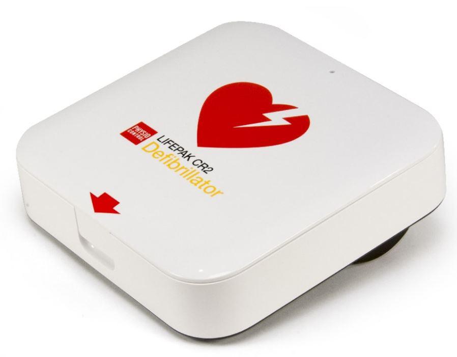 Defibrillator AED AUTOMATY LifePak CR2
