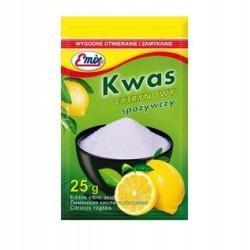 Emix лимонная кислота