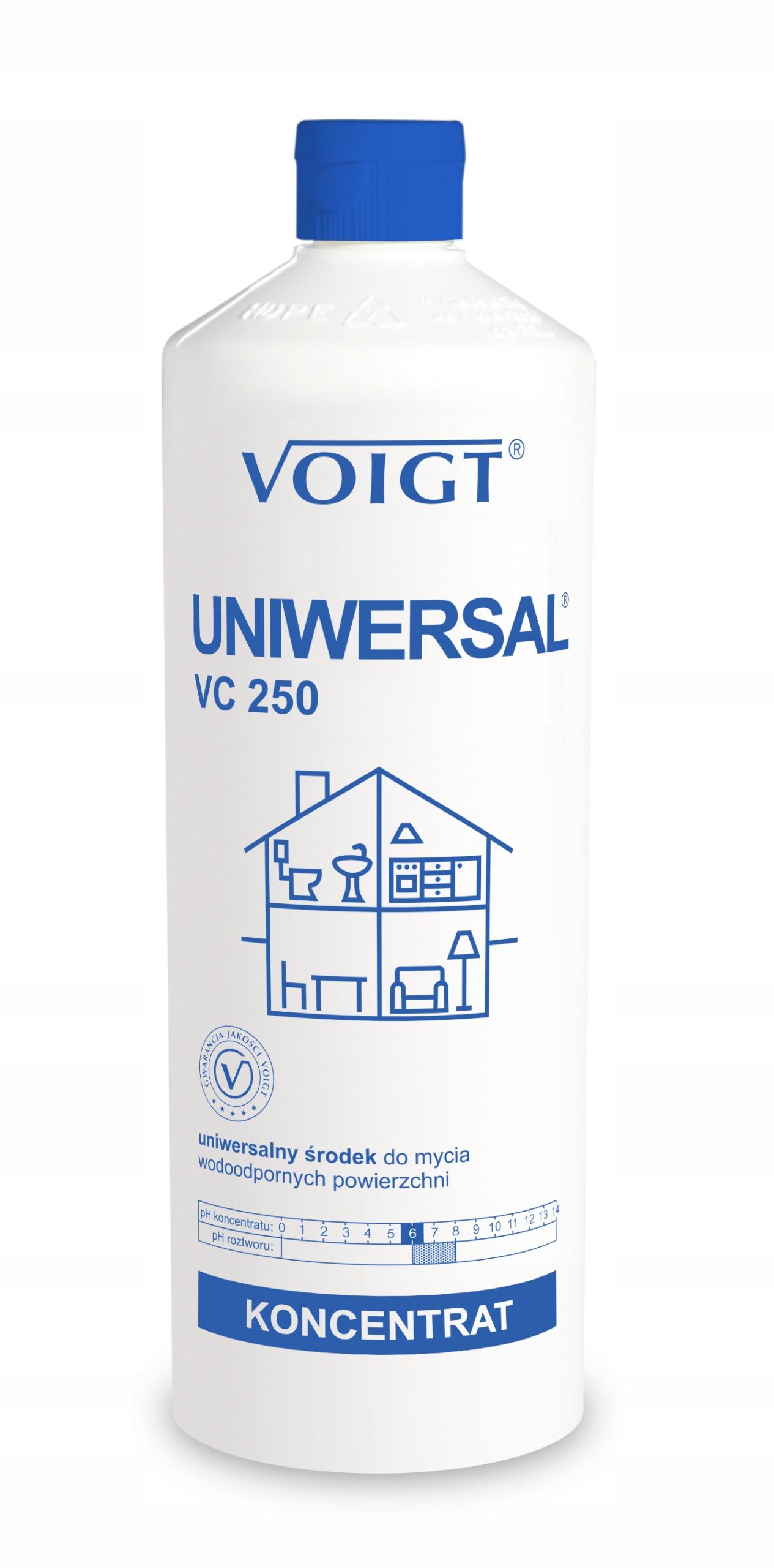 Фойгт UNIVERSAL VC250 Поверхностная стирка
