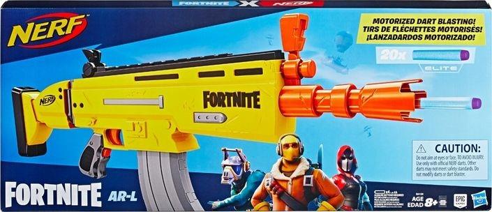Fortnite RISKY REELER AR-L Elite Dart Blaster