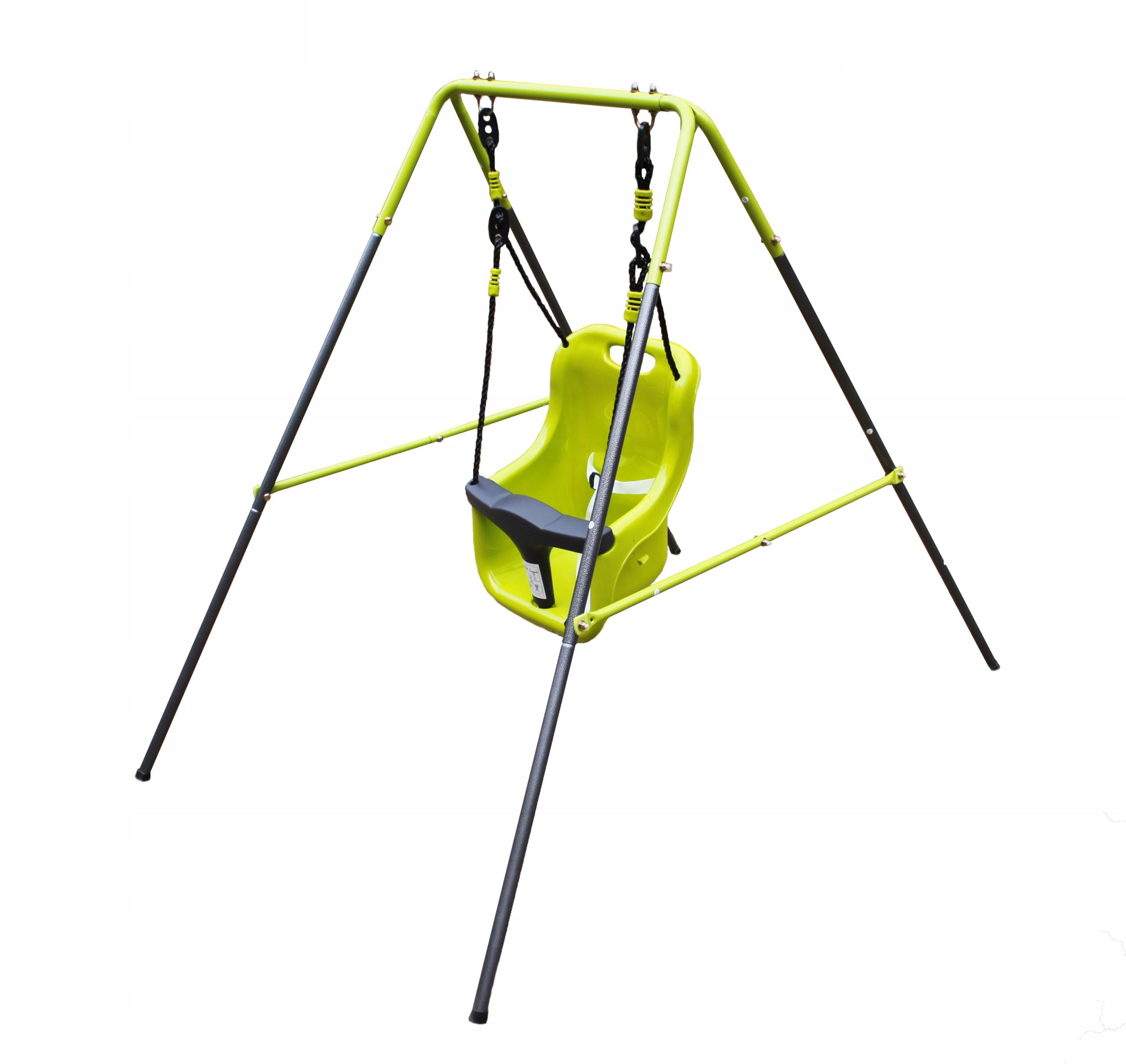 Kovové vedro Swing Megi svetlozelené 4iQ značka 4IQ Group