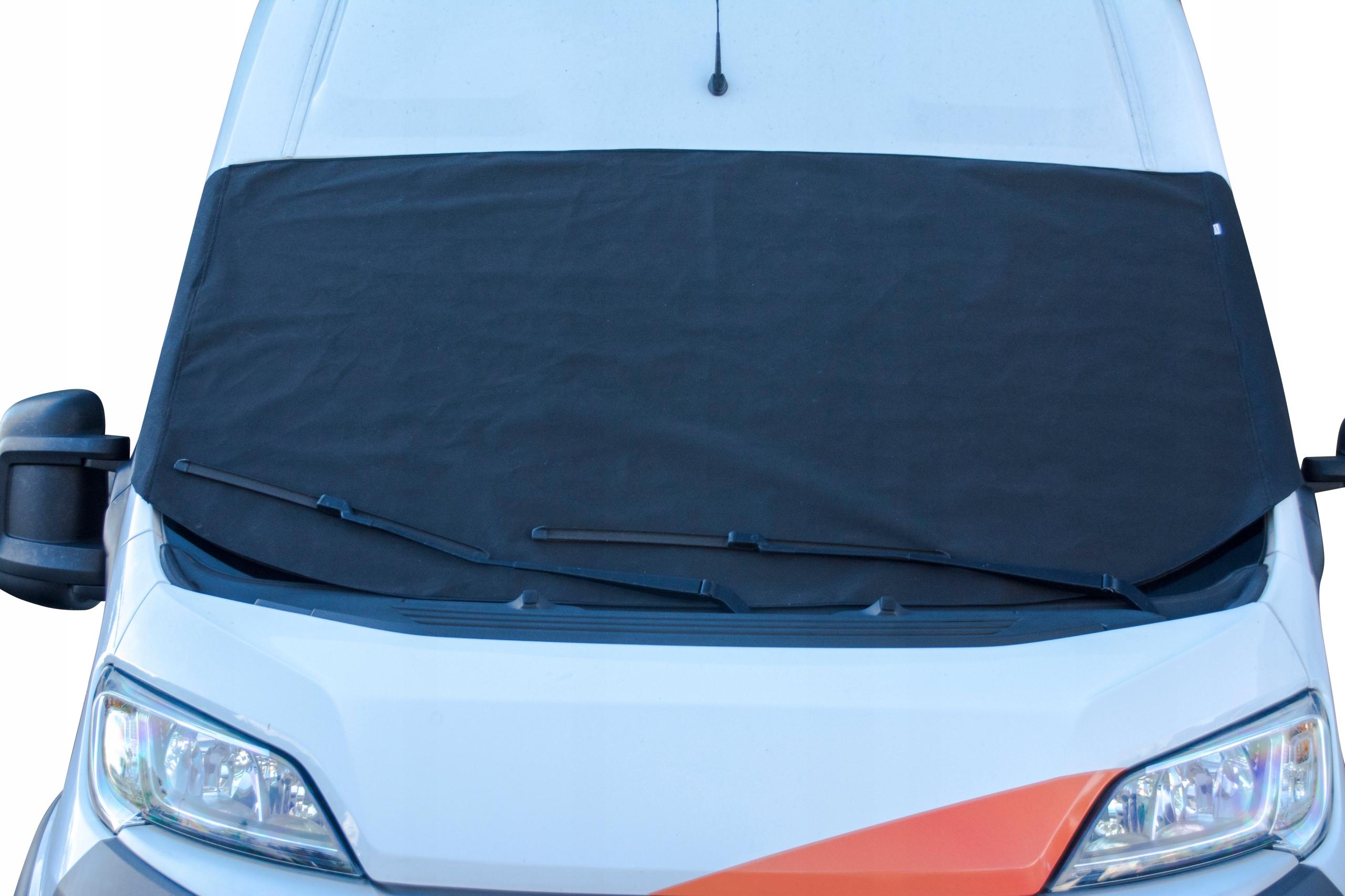 Защитный чехол для легких коммерческих автомобилей от замерзания Качество!