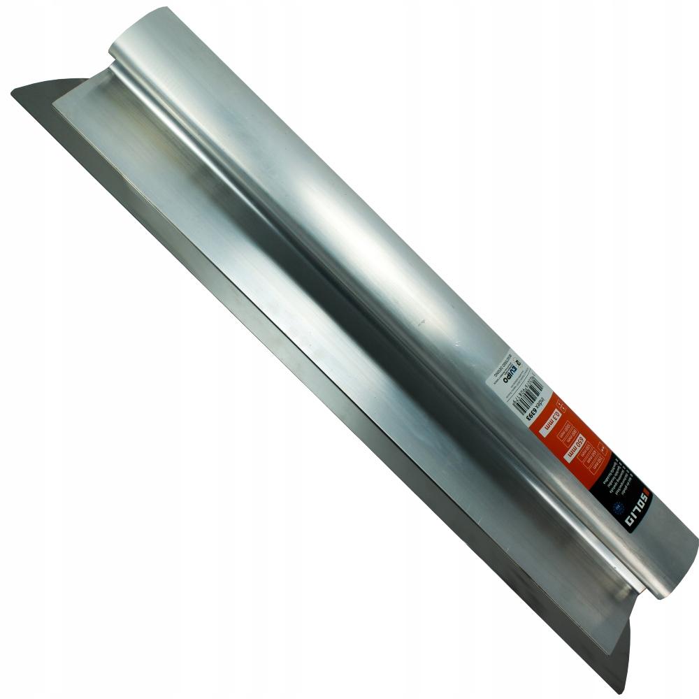 Nóż do gładzi pióro szpachla nierdzewna 65cm SOLID