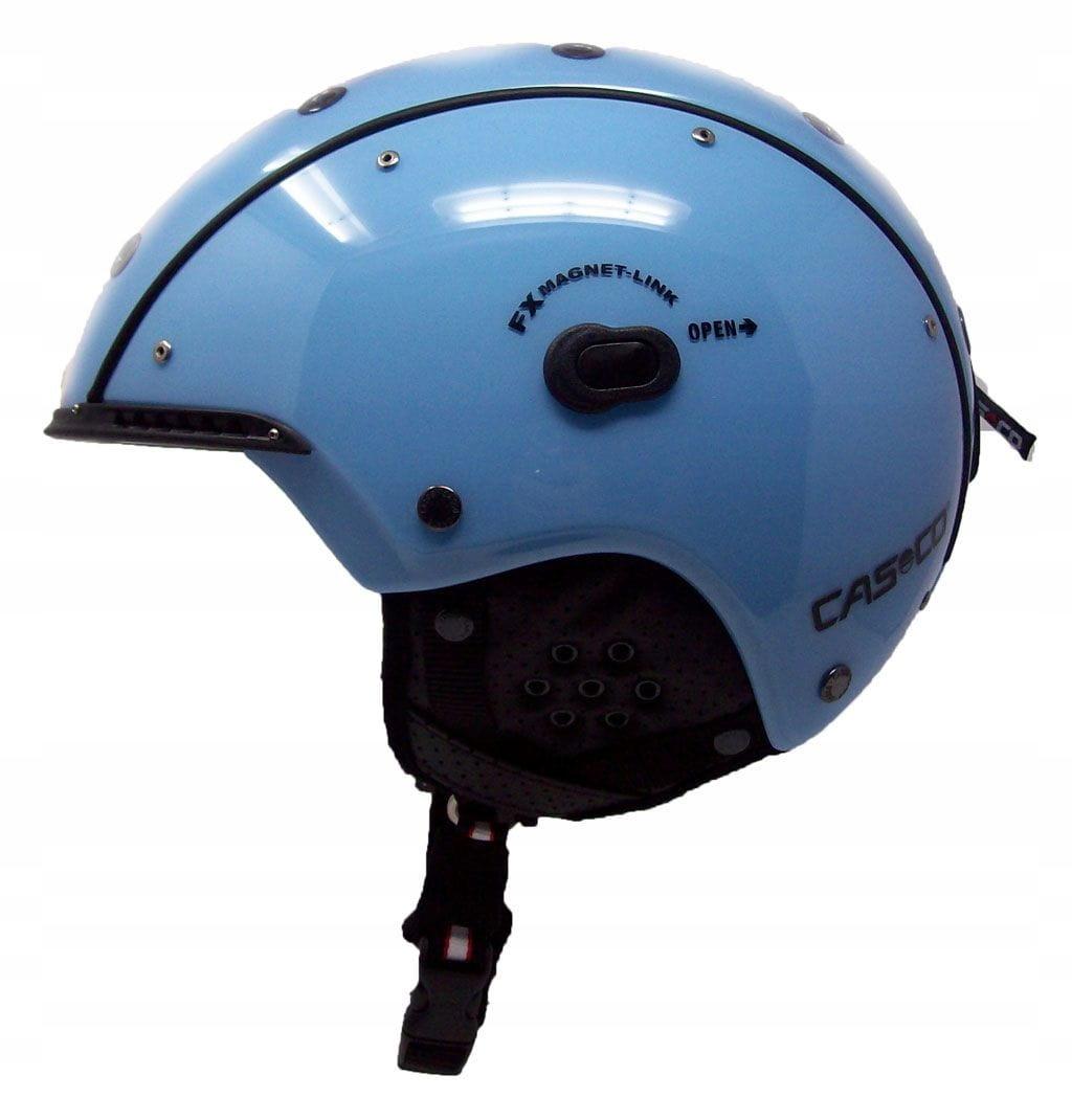 Lyžiarska prilba SP-3 COMP D.BLUE RETRO M CASCO