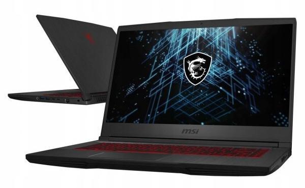 Laptop Gamingowy Rtx 3060 144Hz Ssd 512GB 16GB I7
