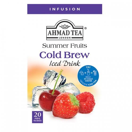 Чай Ahmad Cold Tea Summer Fruits 40гр