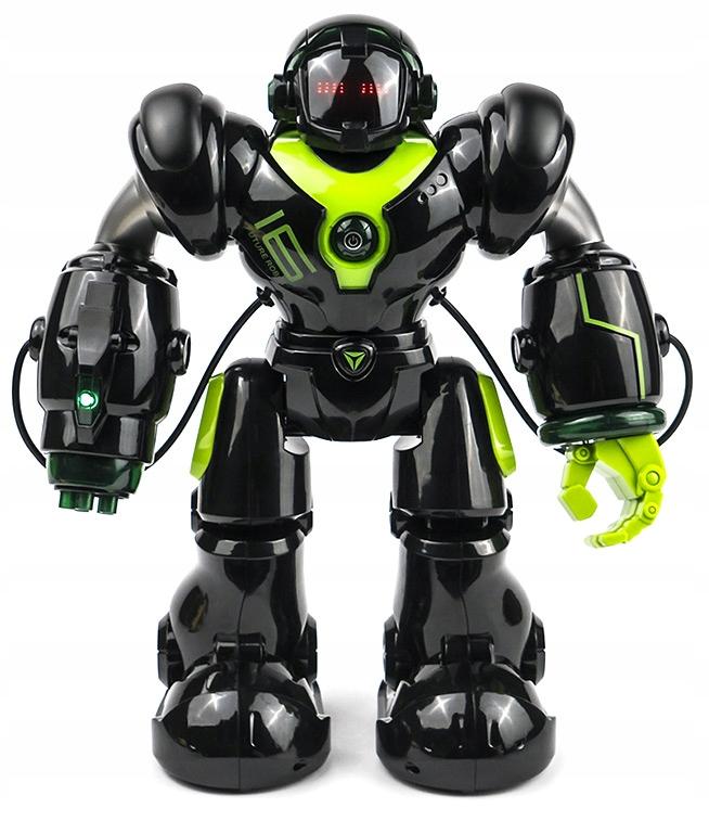 Obrovský diaľkovo ovládaný robot RC Warrior