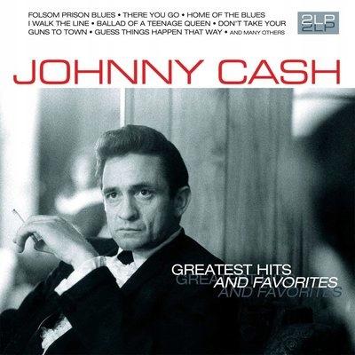Johnny Cash - Najväčšie hity a obľúbené