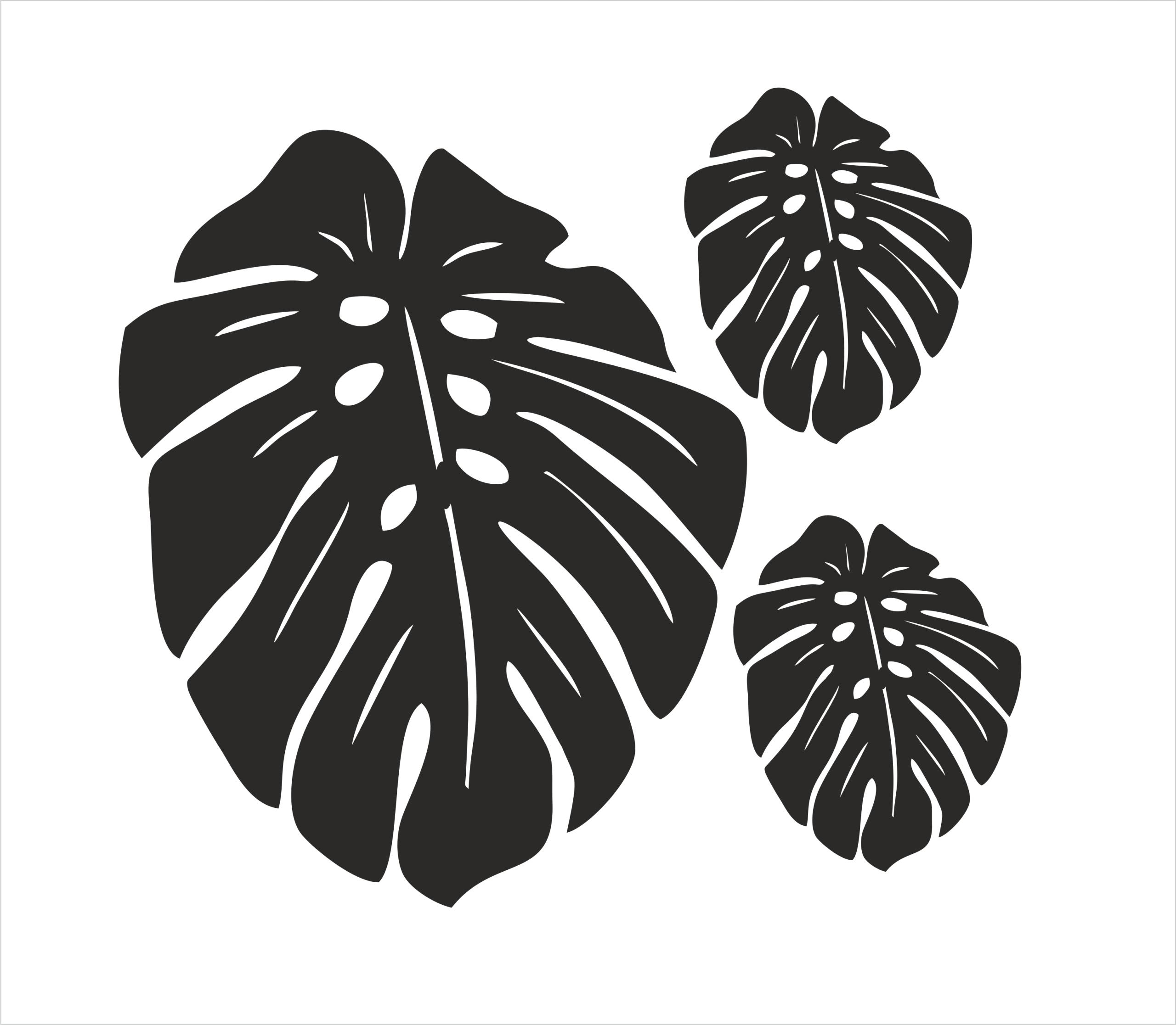 Салфетки фетровые черные A08