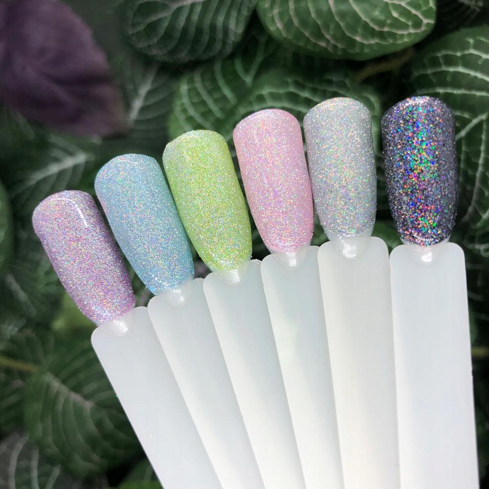 Купить Набор из 5 эффектов пыли Holo Creator разноцветный на Otpravka - цены и фото - доставка из Польши и стран Европы в Украину.