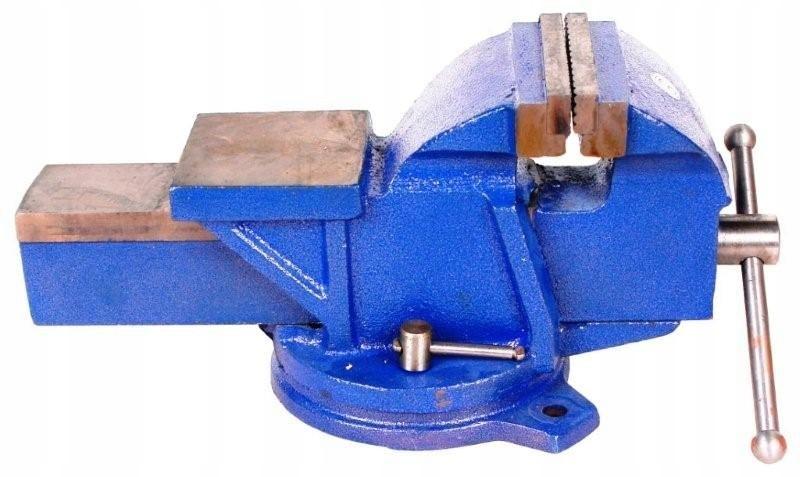 Традиционные фиксированные тиски 125 мм