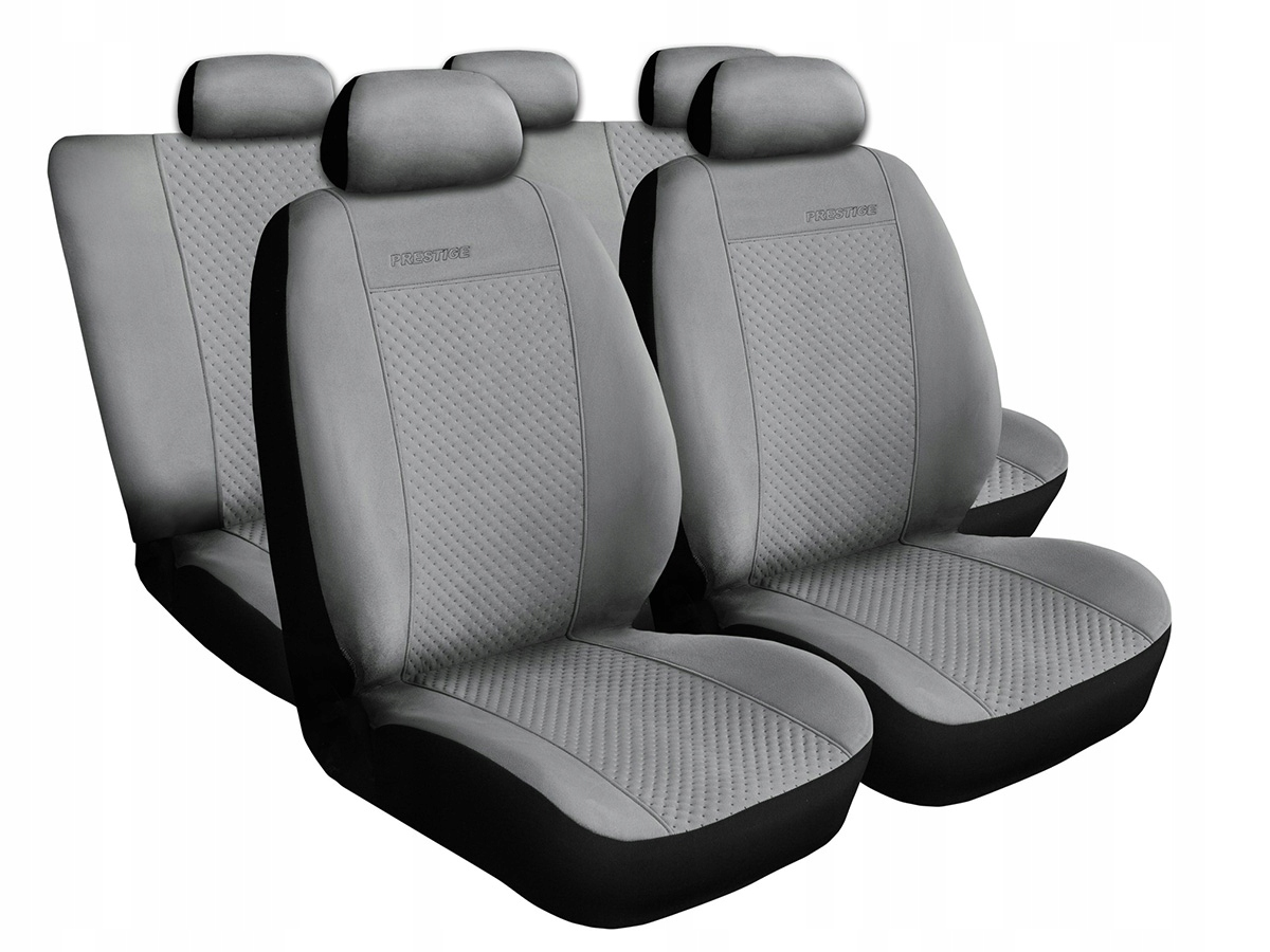 Picture of OPEL OMEGA A B B FL COVERS UNI GREY SUEDE LEATHER