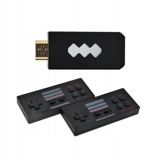 Купить Беспроводная игровая консоль HDMI TV Dual на Otpravka - цены и фото - доставка из Польши и стран Европы в Украину.